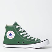 Tênis Converse Chuck Taylor All Star Seasonal Hi Verde Floresta CT04190029