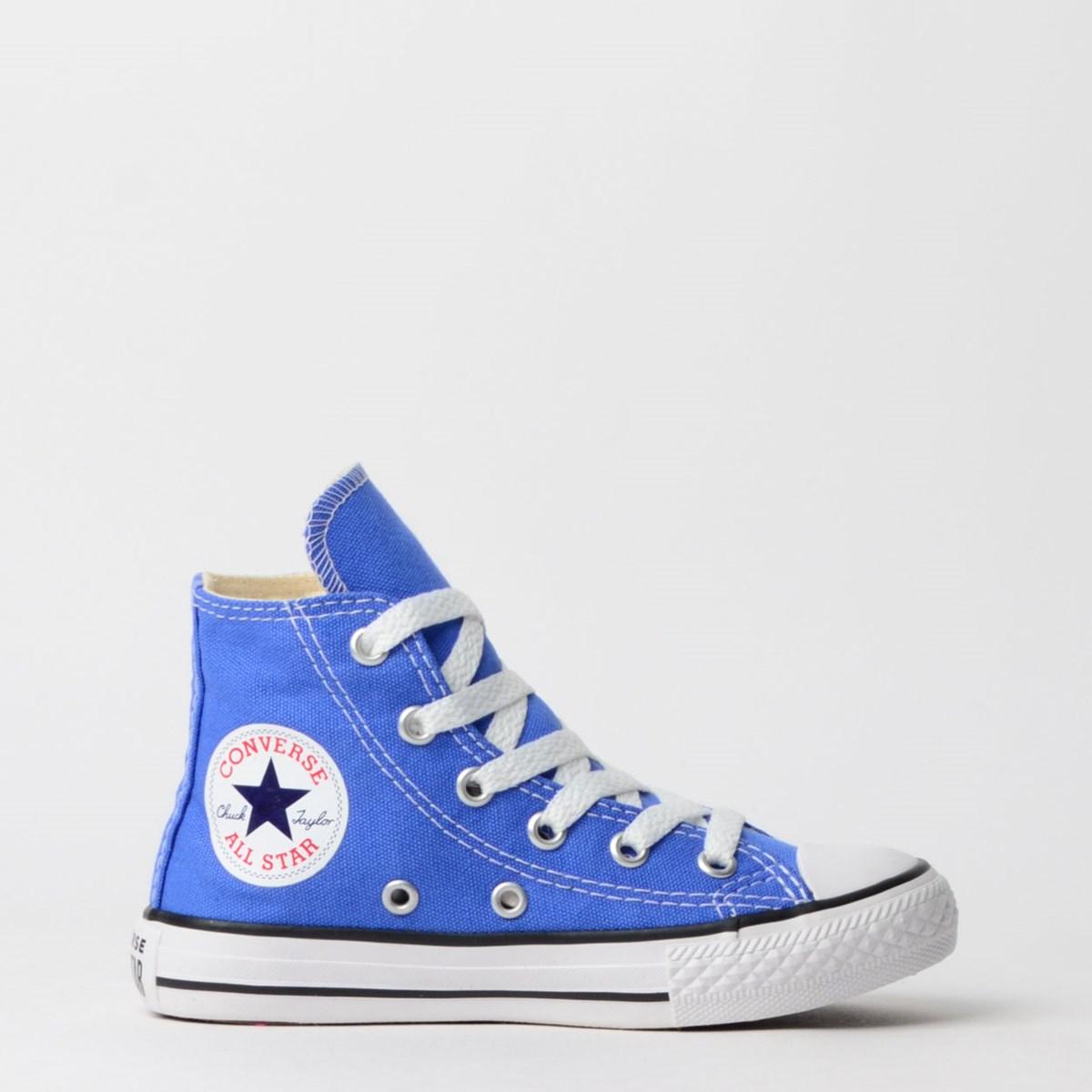 Tênis Converse Chuck Taylor All Star Seasonal Kids Azul Aurora CK04280017