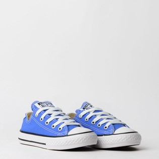Tênis Converse Chuck Taylor All Star Seasonal Kids Azul Aurora CK04300017