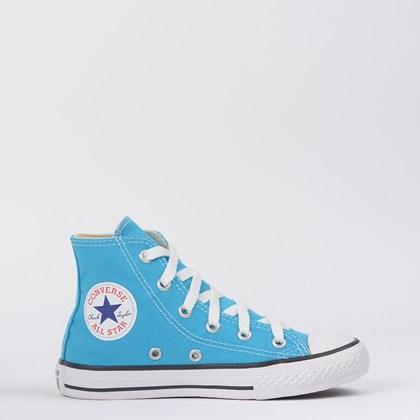Tênis Converse Chuck Taylor All Star Seasonal Kids Azul Náutico CK04280026