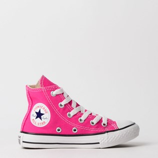Tênis Converse Chuck Taylor All Star Seasonal Kids Pink Fluor CK04280018