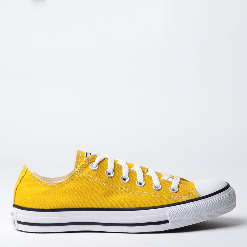 Tênis Converse Chuck Taylor All Star Seasonal Ox Amarelo CT04200014
