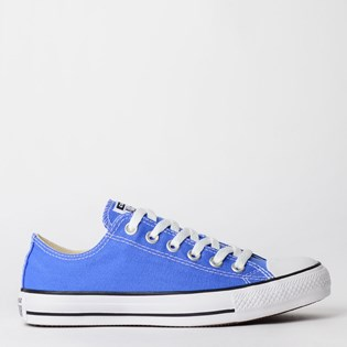 Tênis Converse Chuck Taylor All Star Seasonal Ox Azul Aurora CT04200031