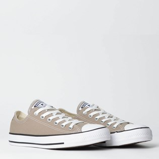 Tênis Converse Chuck Taylor All Star Seasonal Ox Cinza Pedra CT04200026