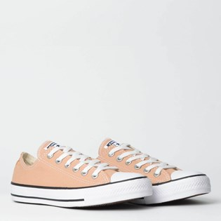 Tênis Converse Chuck Taylor All Star Seasonal Ox Creme CT04200025