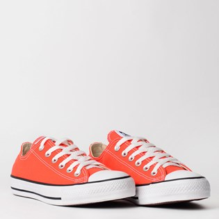 Tênis Converse Chuck Taylor All Star Seasonal Ox Fogo CT04200032