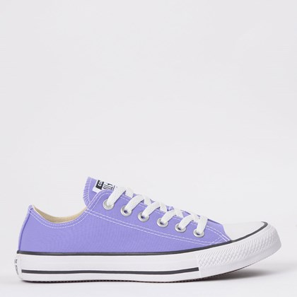 Tênis Converse Chuck Taylor All Star Seasonal Ox Lilás CT04200043