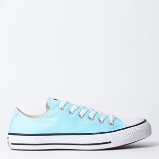 Tênis Converse Chuck Taylor All Star Seasonal Ox New Verde Agua CT04200022