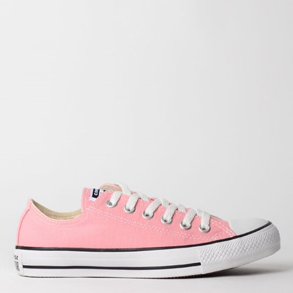 Tênis Converse Chuck Taylor All Star Seasonal Ox Rosa Salmao CT04200035