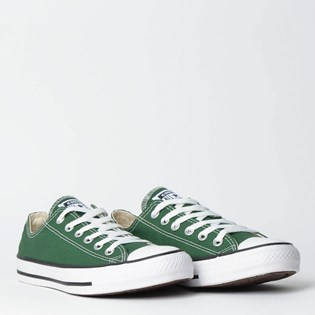 Tênis Converse Chuck Taylor All Star Seasonal Ox Verde Floresta CT04200029