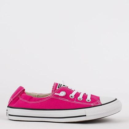 Tênis Converse Chuck Taylor All Star Shoreline Seasonal Ox Pink Fluor CT17870002