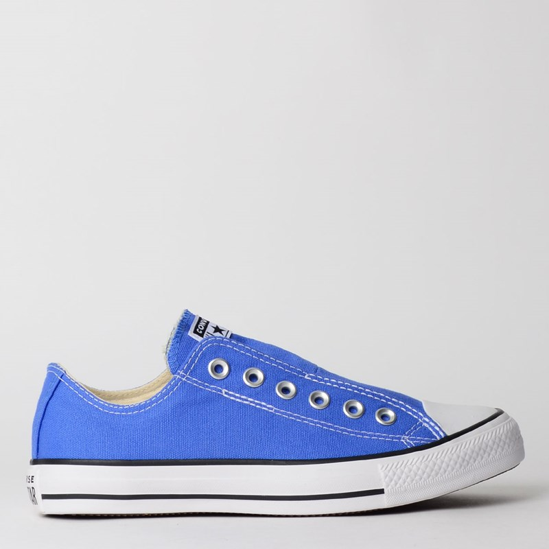 Tênis Converse Chuck Taylor All Star Slip Ox Azul Aurora CT12660002