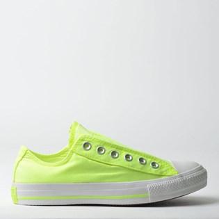 Tênis Converse Chuck Taylor All Star Slip Verde Fluor CT09270002