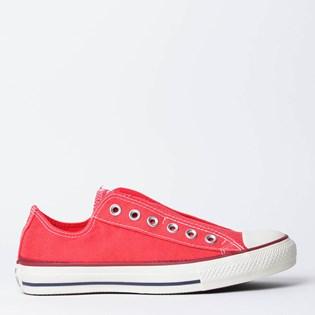 Tênis Converse Chuck Taylor All Star Slip Vermelho Branco CT08280001