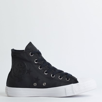 Tênis Converse Chuck Taylor All Star Twisted Archive Hi Preto Branco CT13680001