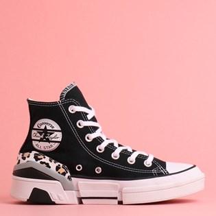 Tênis Converse CPX70 Hi Black White 566786C
