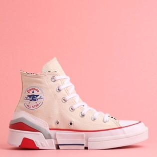 Tênis Converse CPX70 Hi Egret White University Red 566787C