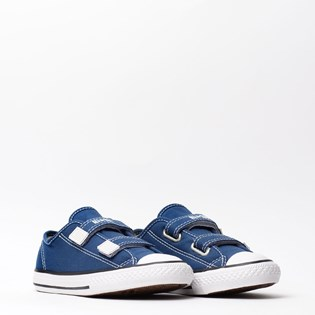 Tênis Converse CT As Border 2V Kids Marinho CK05070003