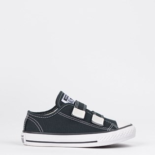 Tênis Converse CT As Border 2V Kids Preto CK05070002