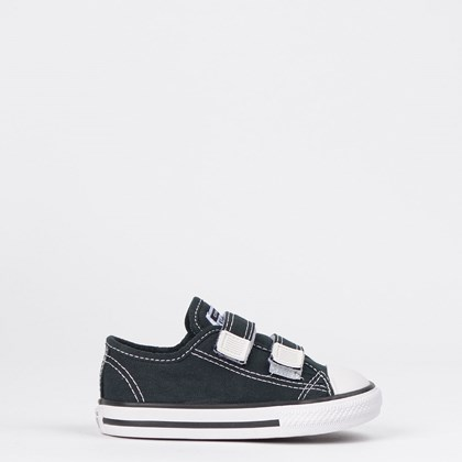Tênis Converse CT As Border 2V Kids Preto CK05080002
