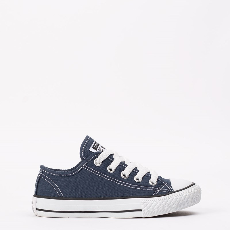 Tênis Converse CT As Border Ox Kids Marinho CK05050003
