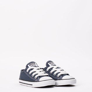 Tênis Converse CT As Border Ox Kids Marinho CK05060003