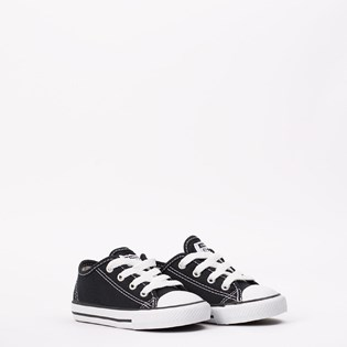 Tênis Converse CT As Border Ox Kids Preto CK05060002