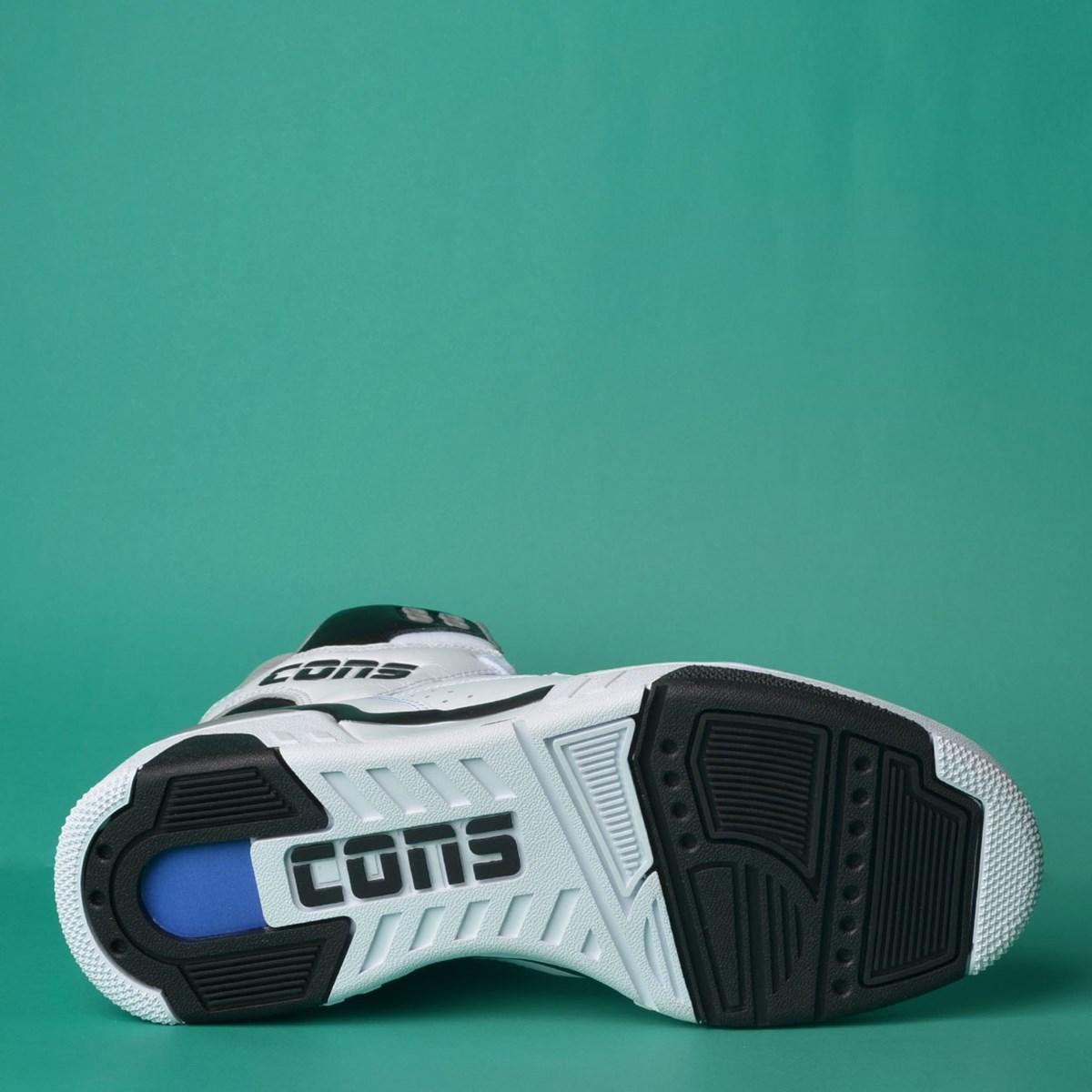 Tênis Converse ERX 260 Hi White Black Dolphin 165909C
