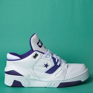 Tênis Converse ERX 260 Ox White Court Purple White 165910C