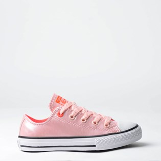 Tênis Converse Kids Chuck Taylor All Star Ox Rosa Escuro CK06900002