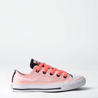 Tênis Converse Kids Chuck Taylor All Star Ox Rosa Escuro CK06930001