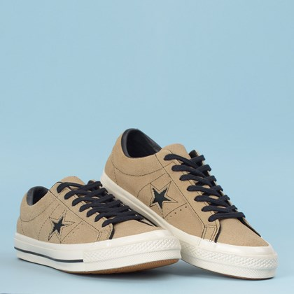 Tênis Converse One Star Caqui CO03000002