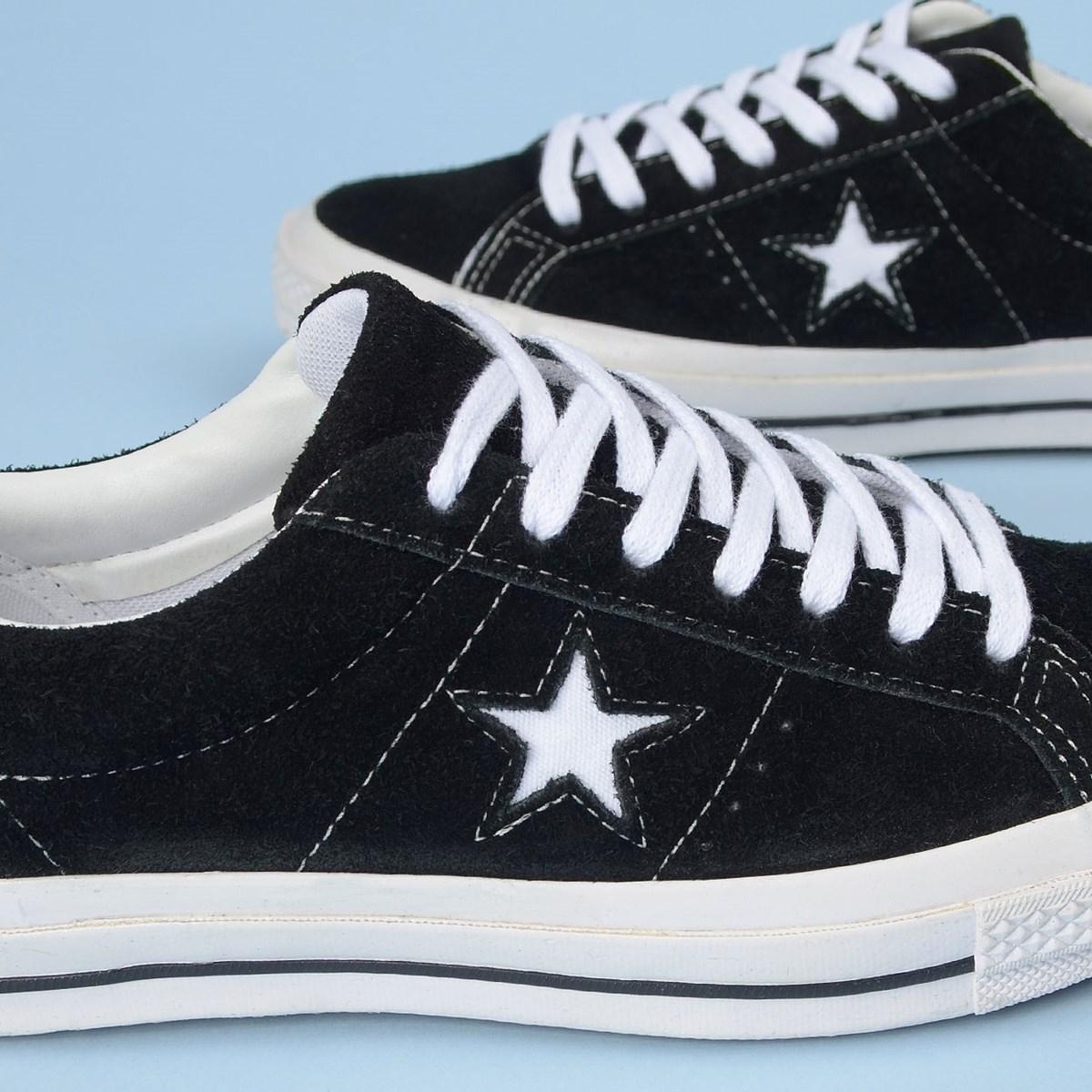 Tênis Converse One Star Preto Branco CO02600001