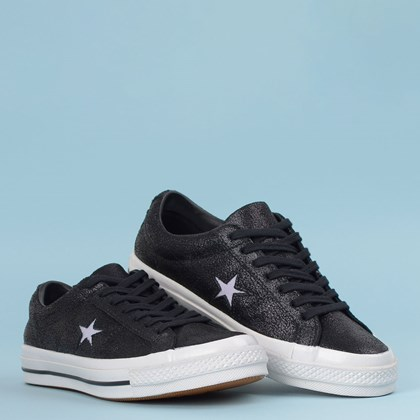 Tênis Converse One Star Preto CO02940002