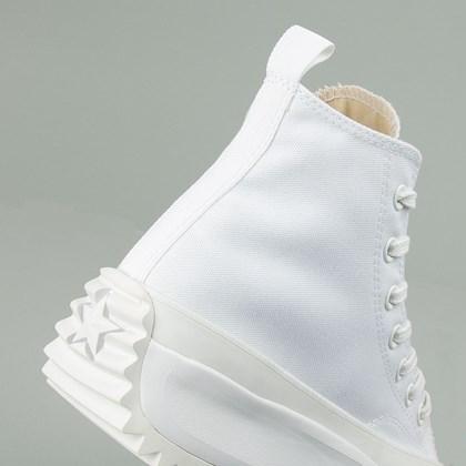 Tênis Converse Run Star Hike Hi All White White 170777C