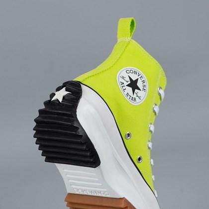 Tênis Converse Run Star Hike Hi Seasonal Amarelo Citrico CO03800001