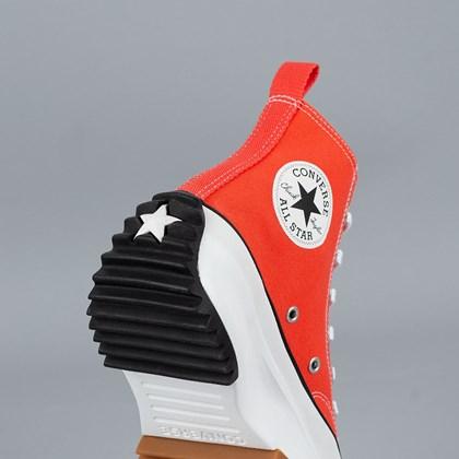 Tênis Converse Run Star Hike Hi Seasonal Laranja Forte CO03800002