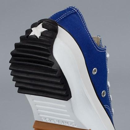 Tênis Converse Run Star Hike Ox Seasonal Azul Anil CO03810002