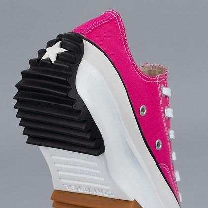 Tênis Converse Run Star Hike Ox Seasonal Pink Fluor CO03810001