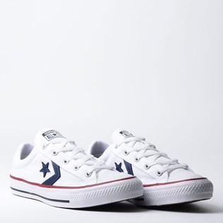 Tênis Converse Star Player Branco Vermelho CO01360001