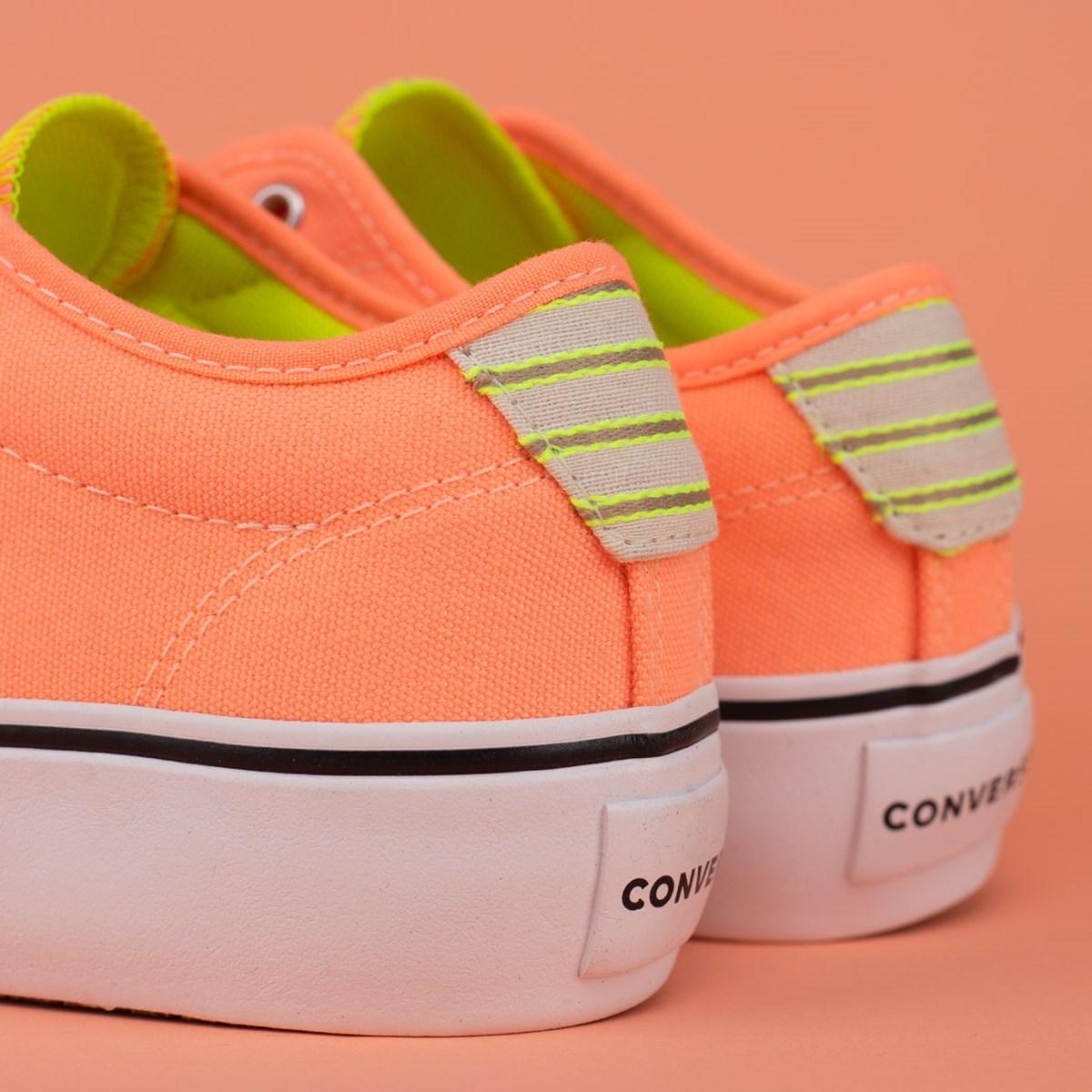 Tênis Converse Star Replay Platform Ox Coral CO03170001