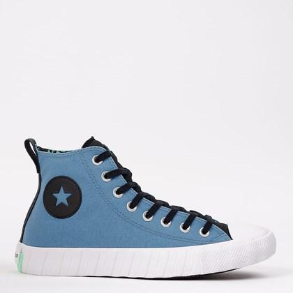 Tênis Converse UNT1TL3D Hi Azul Escuro CT17180002