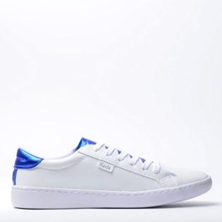 Tênis Keds Ace Sint-Metaliz Branco Blue KD1208921
