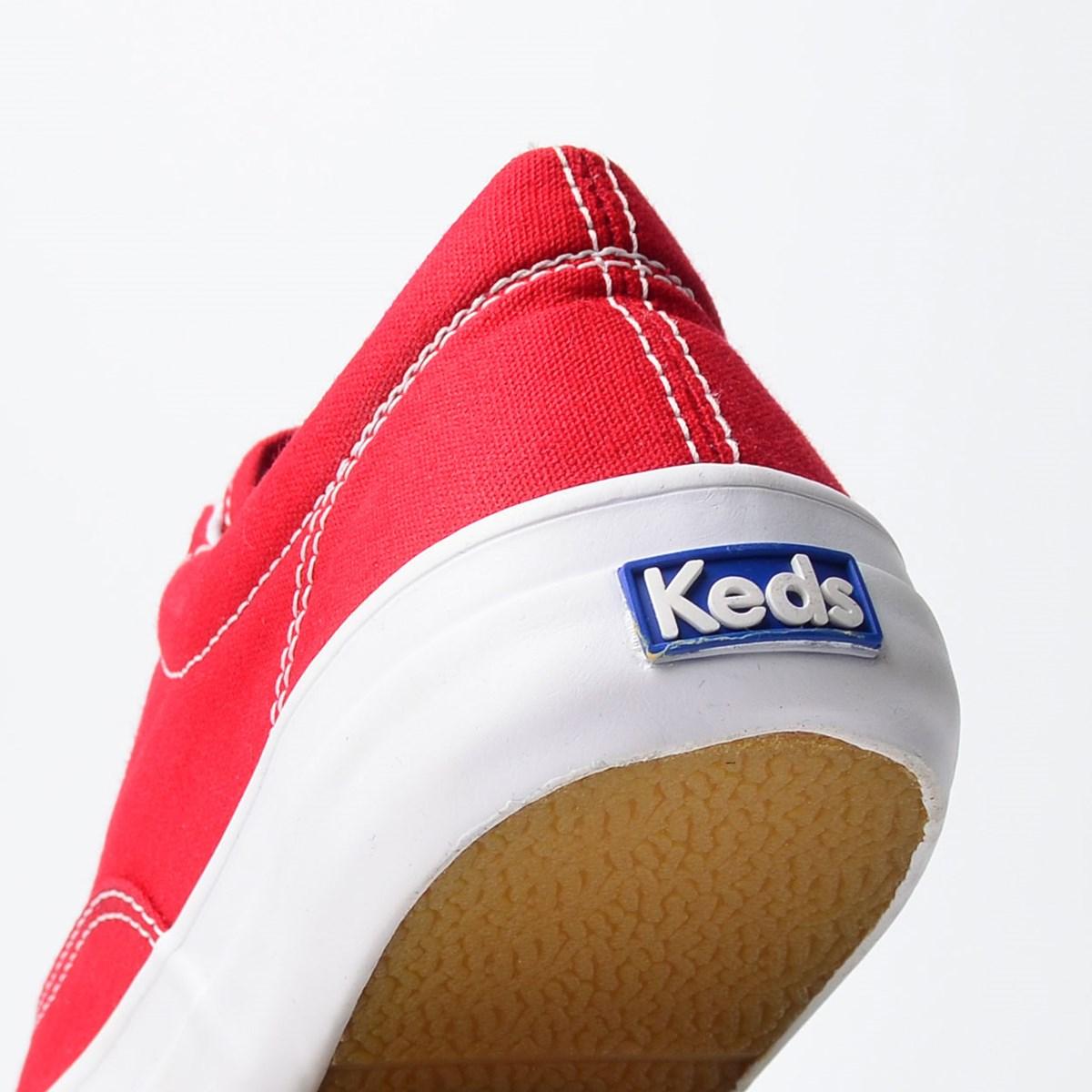 Tênis Keds Anchor Canvas Vermelho KD1180004