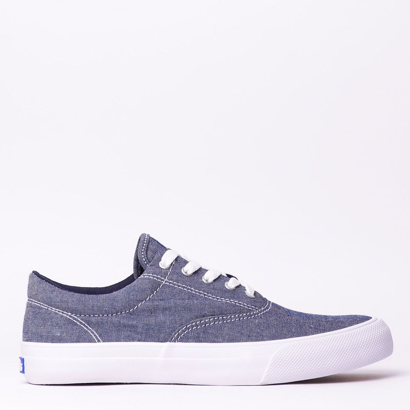 Tênis Keds Anchor Chambray Azul KD1178100