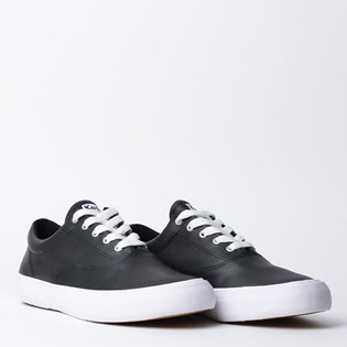 Tênis Keds Anchor Leather Preto KD1211001