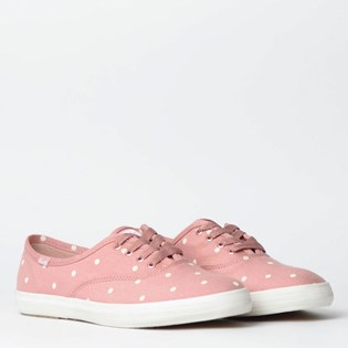 Tênis Keds Champion Dots Rose KD1389987
