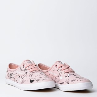 Tênis Keds Champion Grafite Rose KD1324987