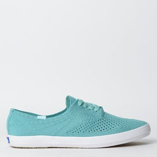 Tênis Keds Champion Knit Acqua KD1359886
