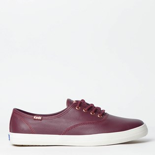 Tênis Keds Champion Leather Cobre Grape KD11571168